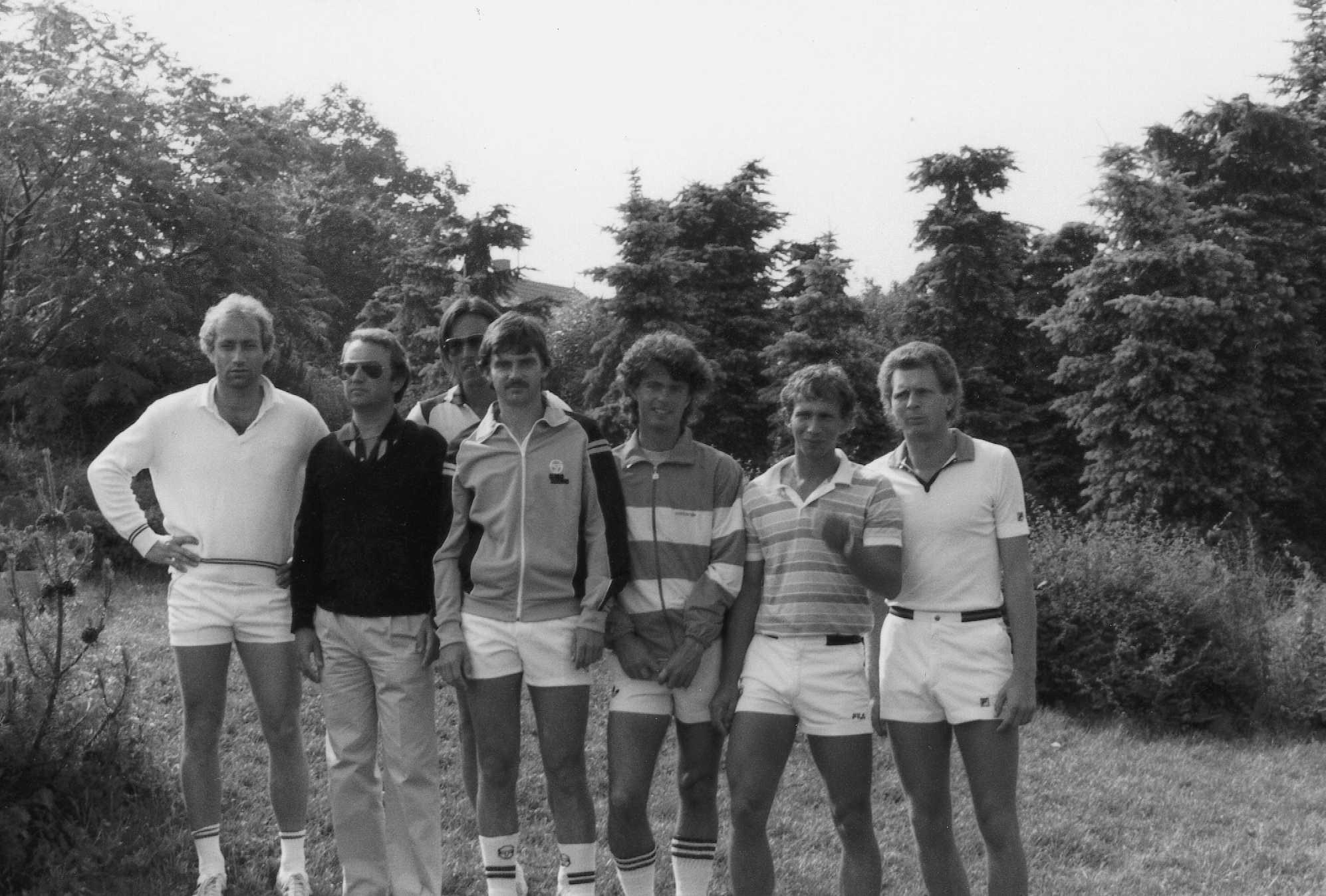 1. Herrenmannschaft 1983