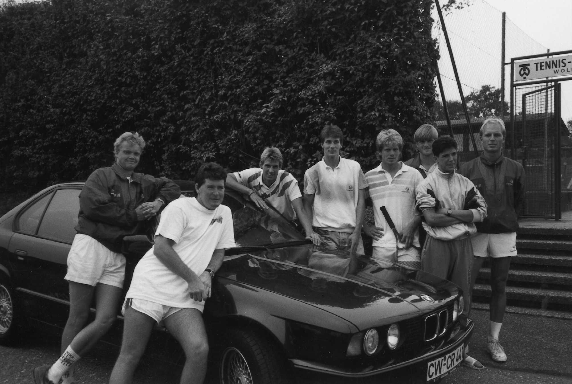 1. Herrenmannschaft 1990