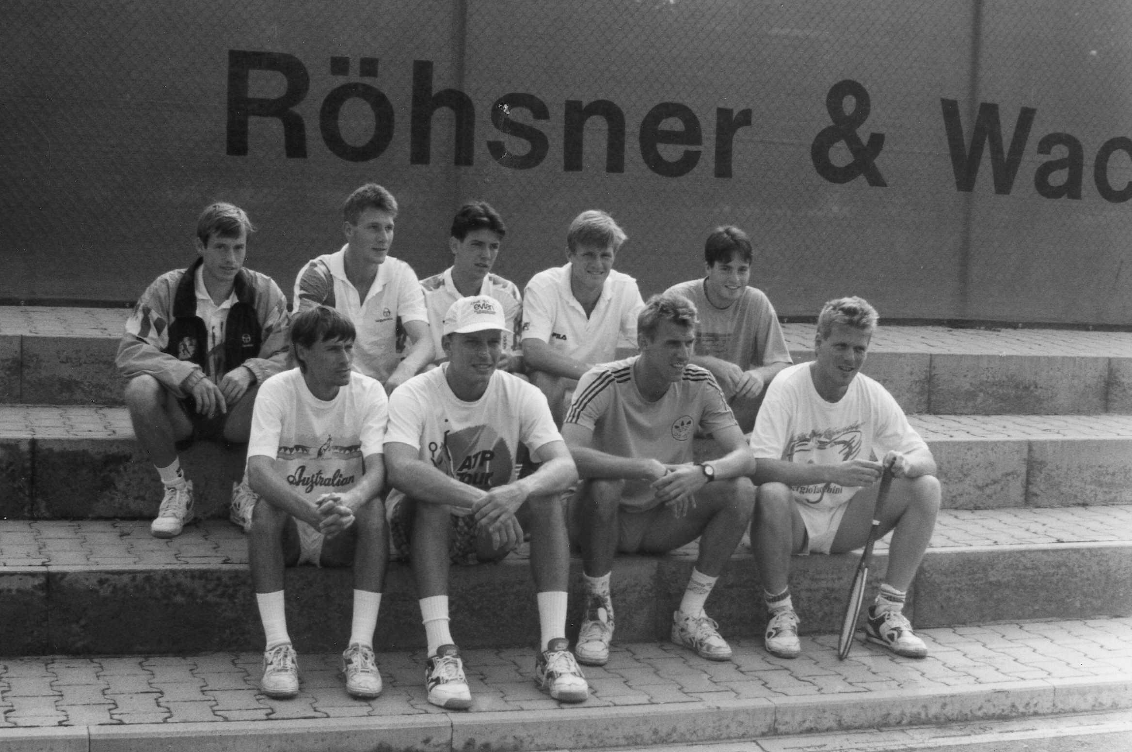 1. Herrenmannschaft 1991