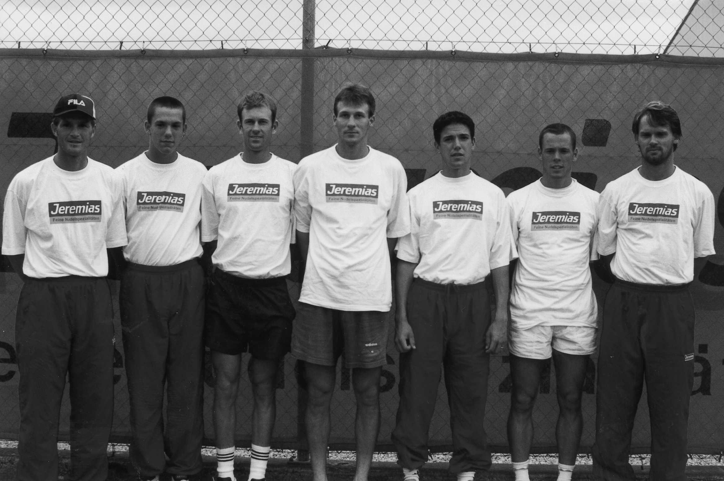 1. Herrenmannschaft 1995