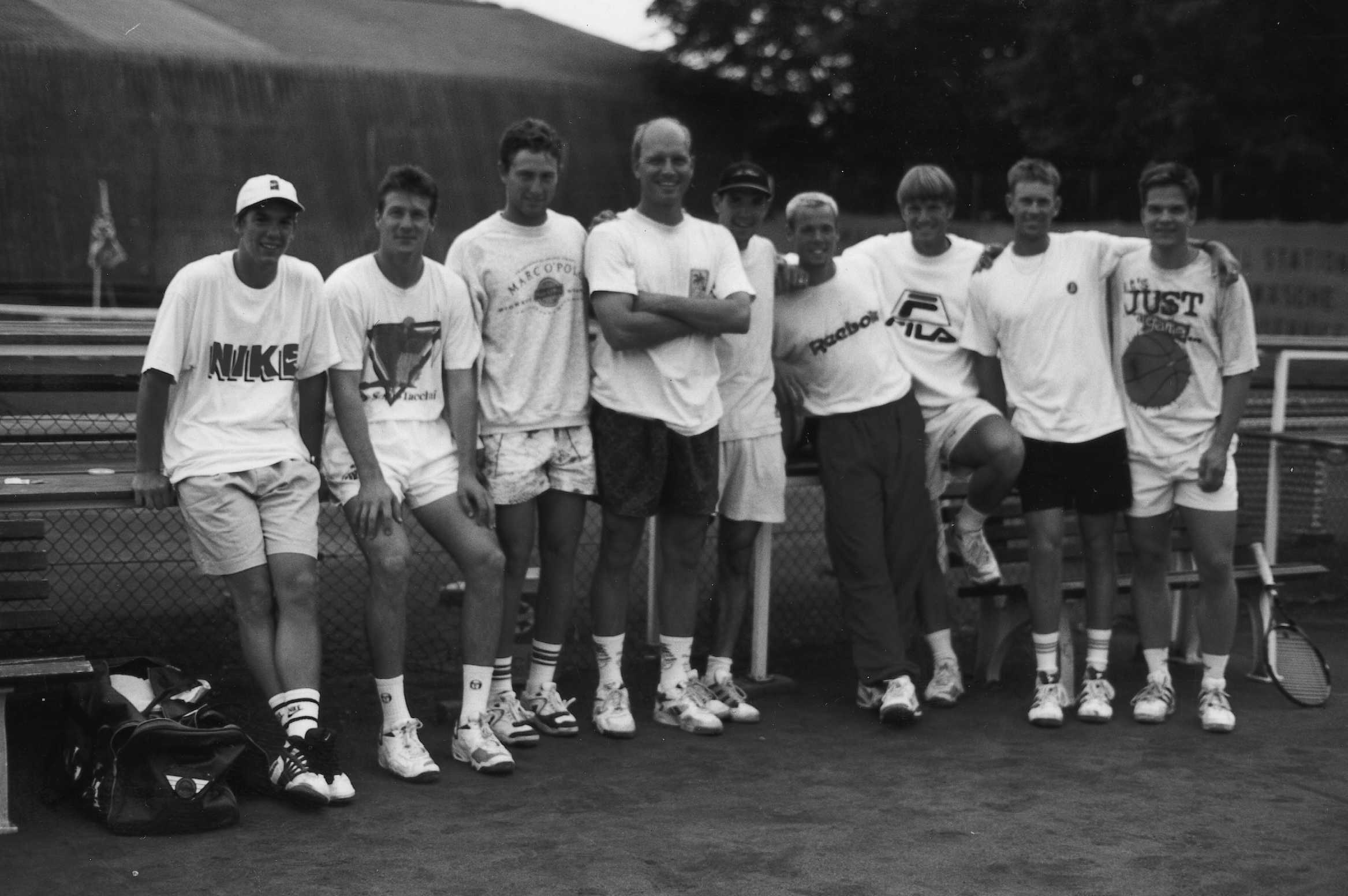 1. Herrenmannschaft 1996