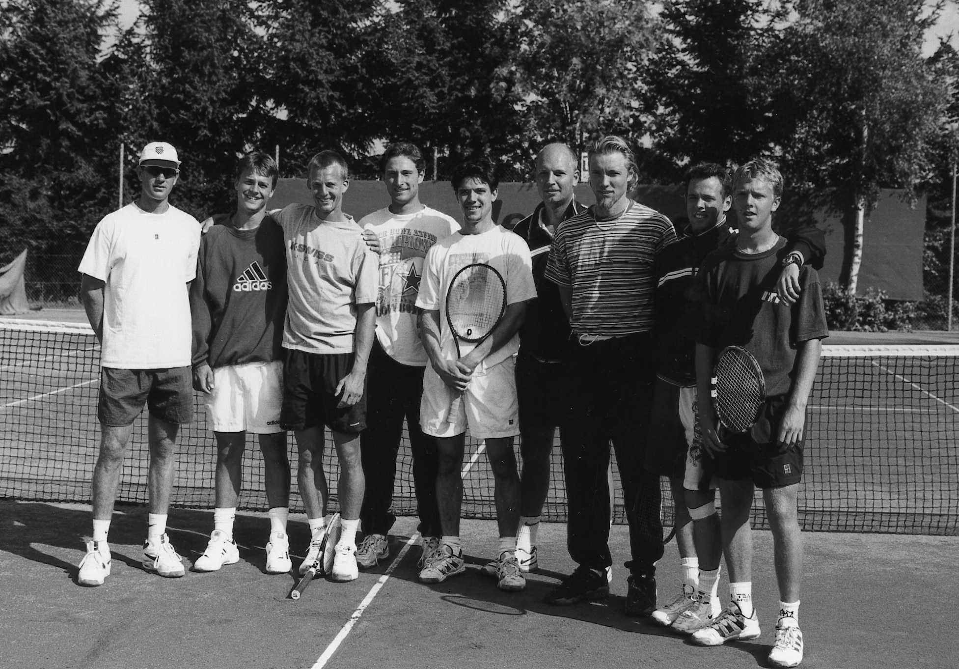 1. Herrenmannschaft 1998