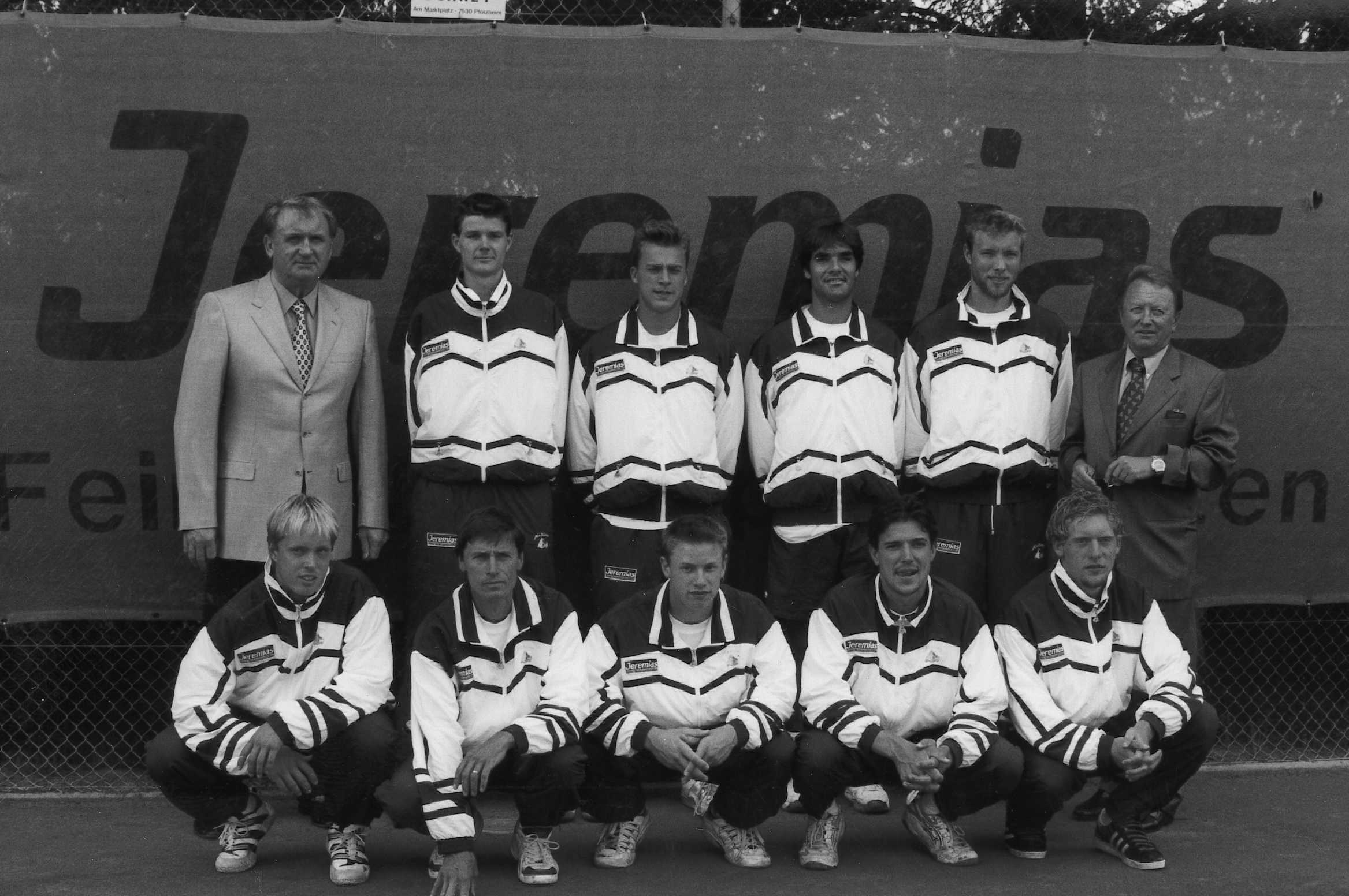 1. Herrenmannschaft 2000