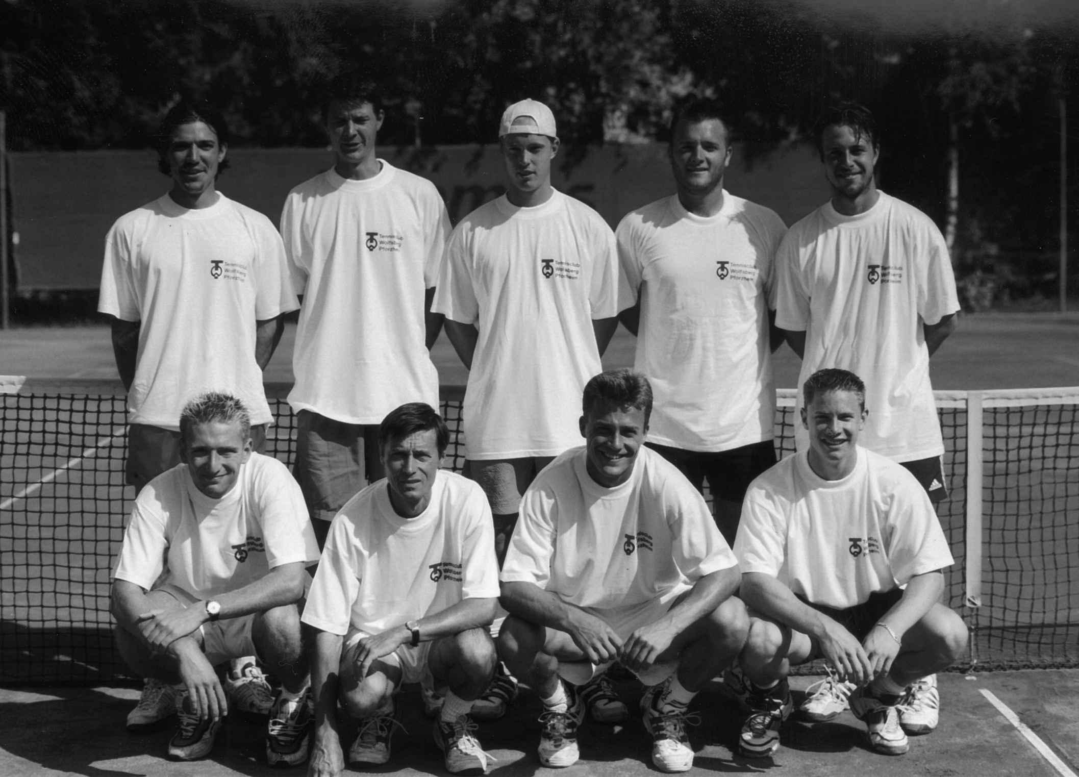 1. Herrenmannschaft 2001