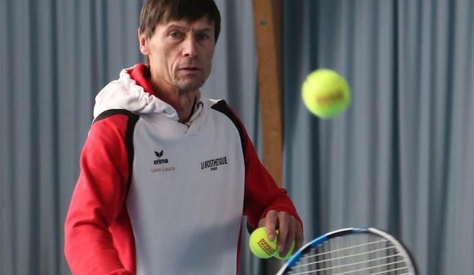 Macht Schluss: Nur noch zwei Monate ist László László beim Tennisclub Wolfsberg Trainer. Ketterl