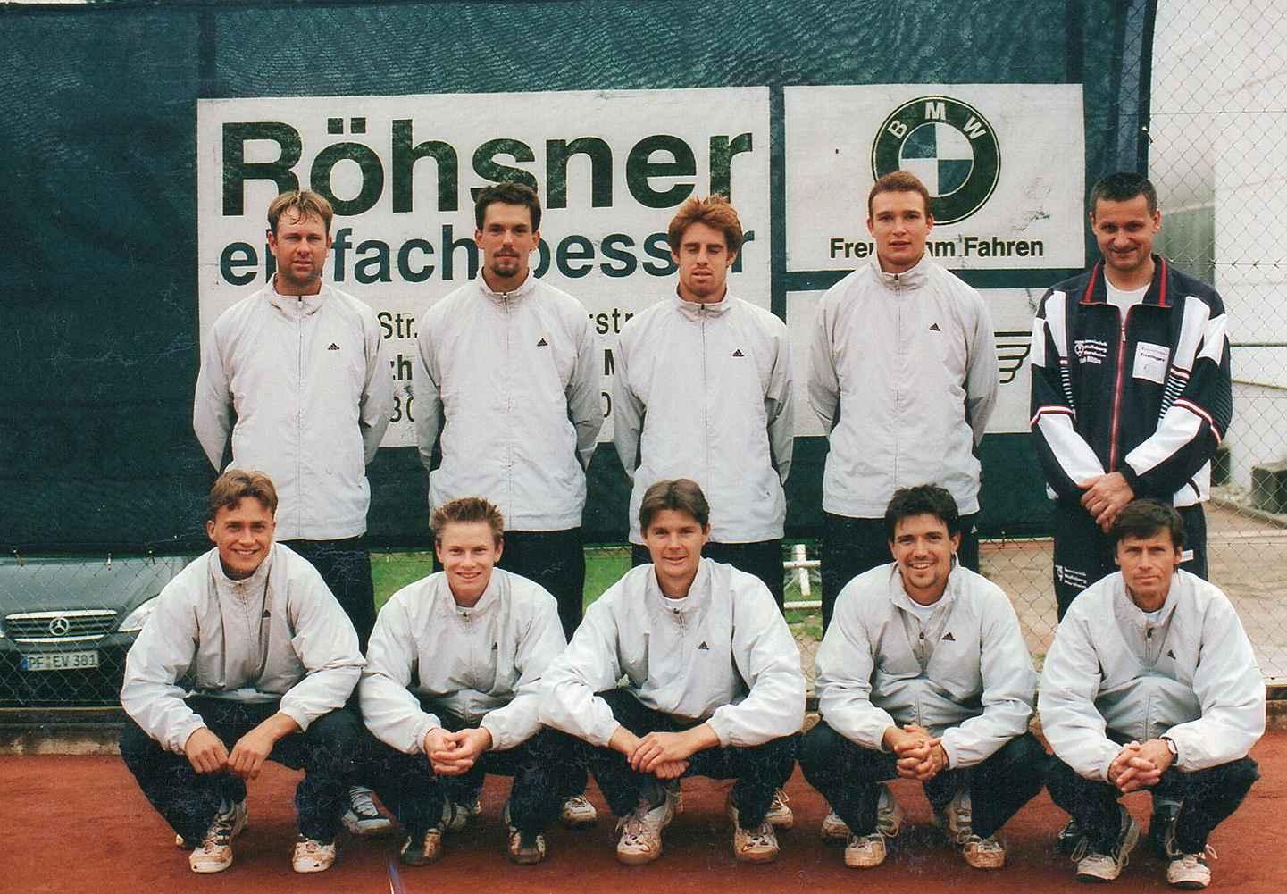 1. Herrenmannschaft 2002
