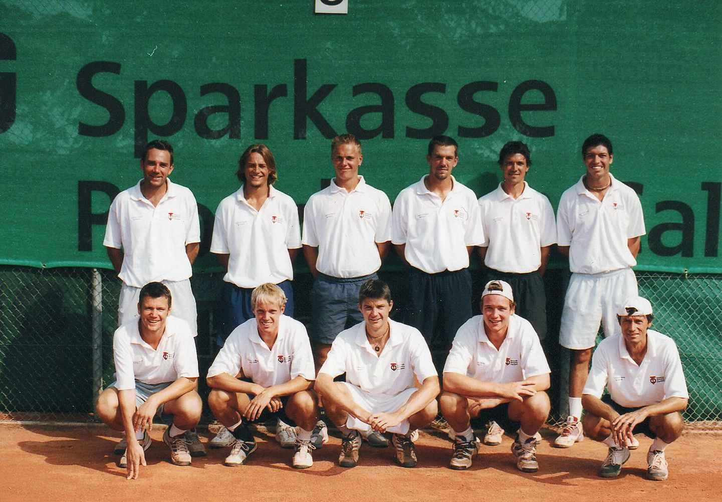 1. Herrenmannschaft 2003