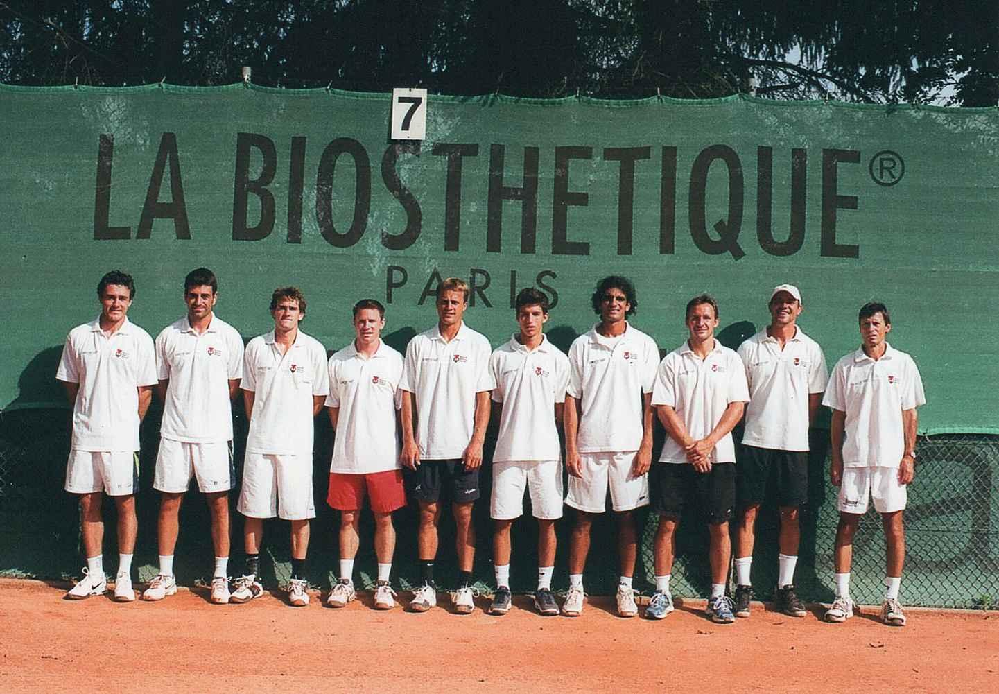 1. Herrenmannschaft 2009