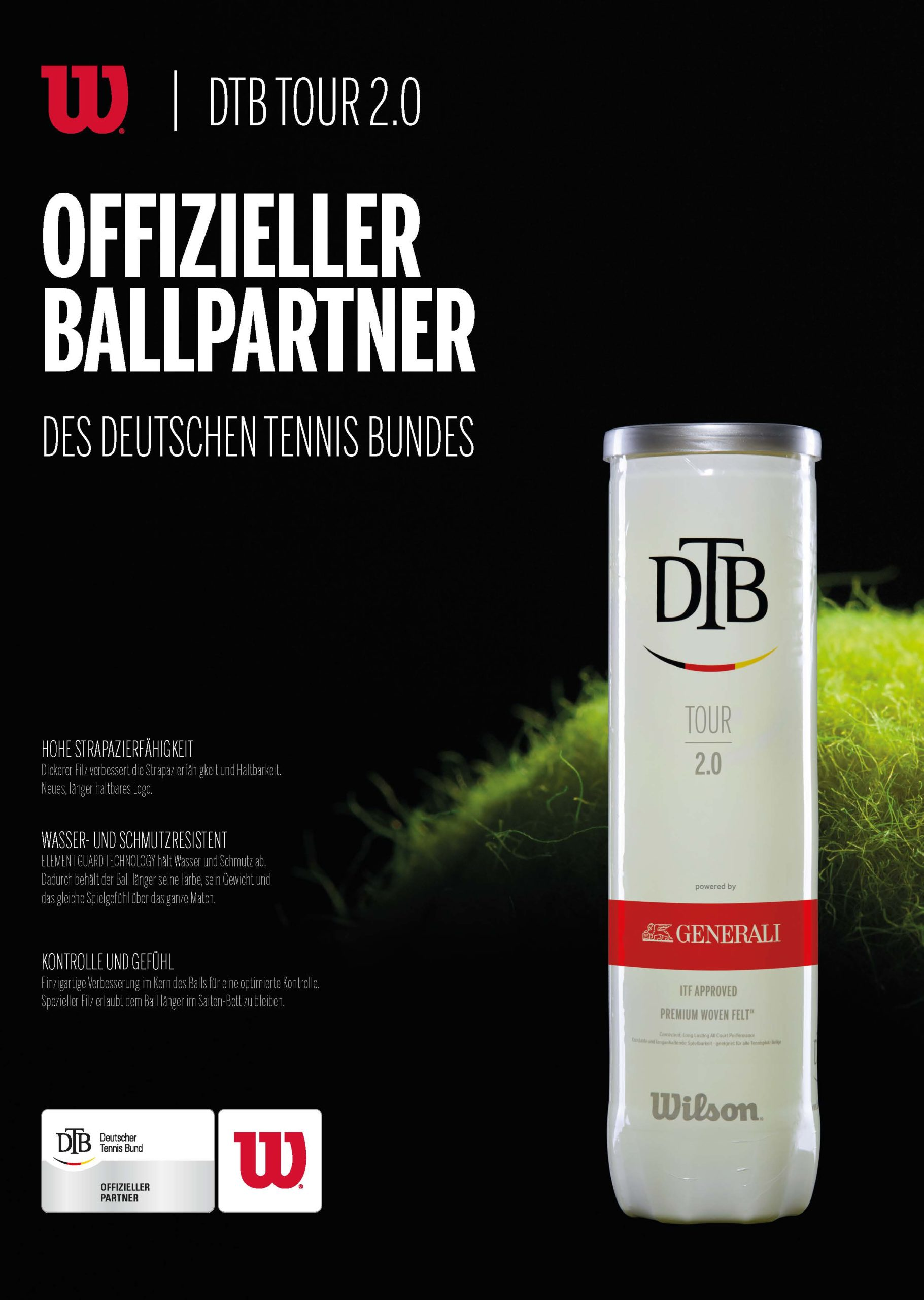 DTB Ball Wilson
